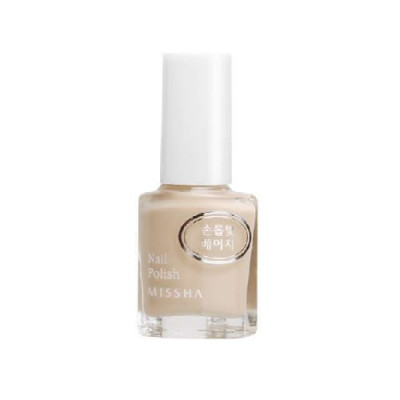 MISSHA The Style Nail Polish (Beige)